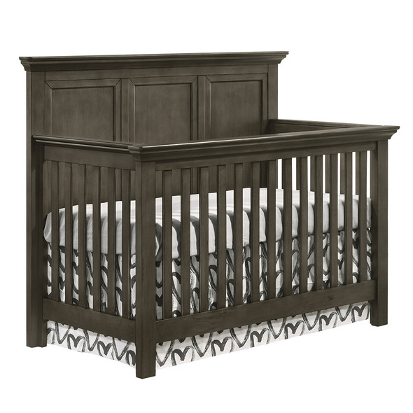 Westwood San Mateo-Nursery Convertible Crib In Grey
