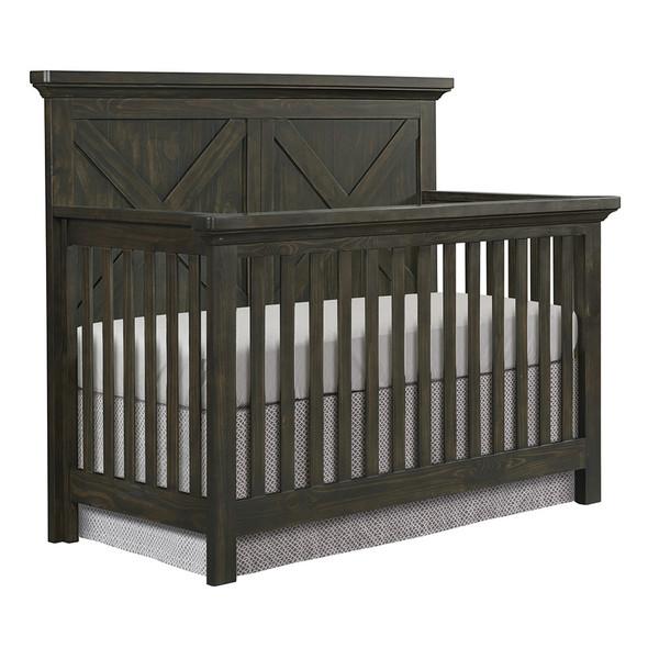 Westwood Tahoe- Nursery Convertible Crib In River Rock