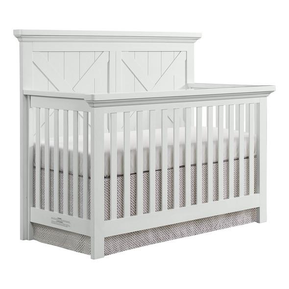 Westwood Tahoe - Nursery Convertible Crib In Sea Shell