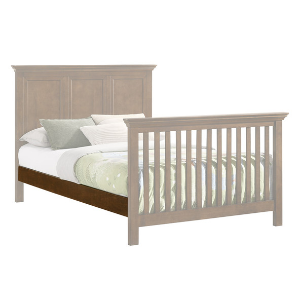 Westwood San Mateo-Nursery Full Size Bed Rails In Tuscan