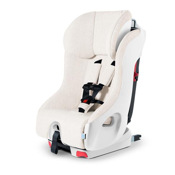 Clek Foonf Convertible Car Seat in Snow