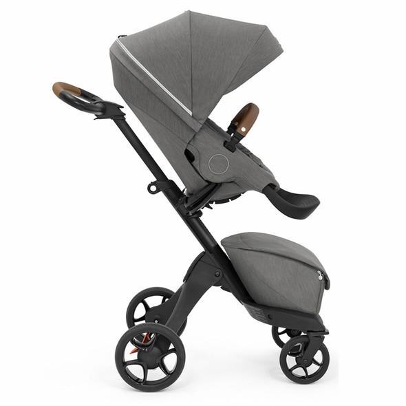 Stokke Xplory X Stroller in Modern Grey