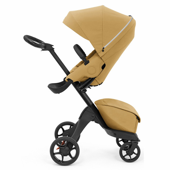 Stokke Xplory X Stroller in Golden Yellow