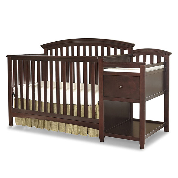 Westwood Montville Crib And Changer W/Pad