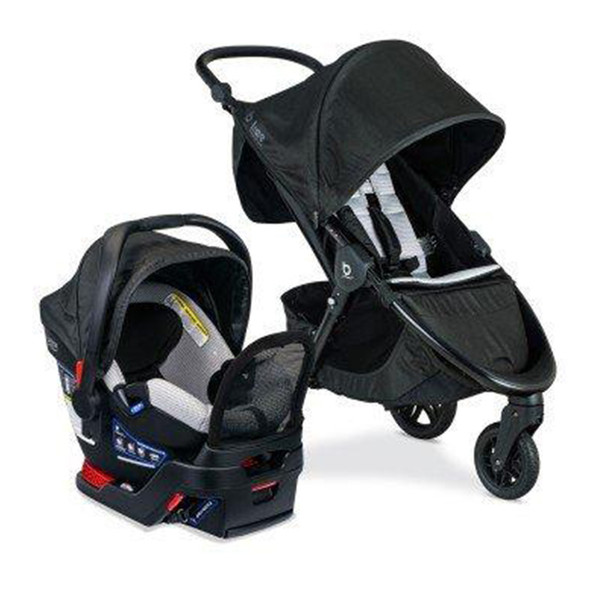 Britax Travel System B-Safe Gen2 Flex Plus/B-Free in Comfort
