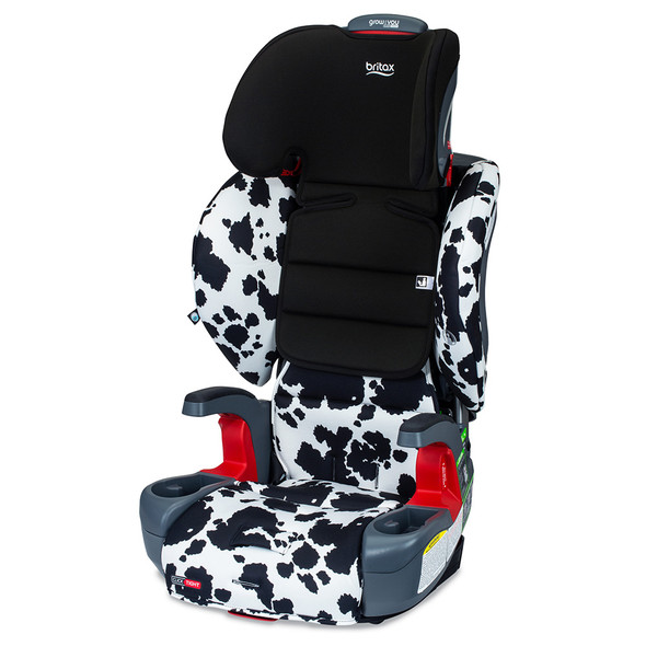 Britax Grow With You CT in Cowmooflage