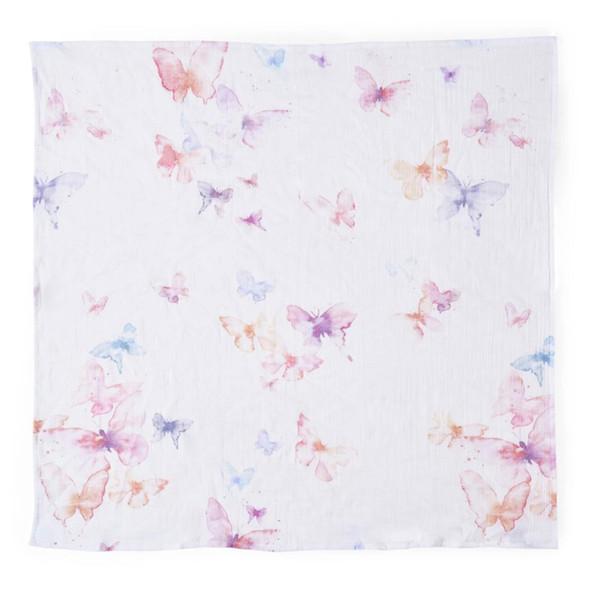 Oilo Butterfly Swaddle Blanket