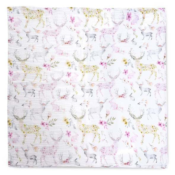 Oilo Fawn Swaddle Blanket
