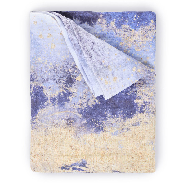 Oilo Midnight Sky Swaddle Blanket