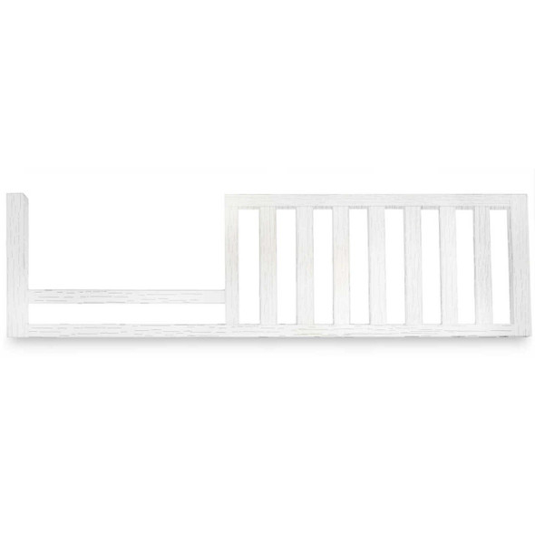 Pali Enna Collection Toddler Rail for Forever Crib in Vintage White
