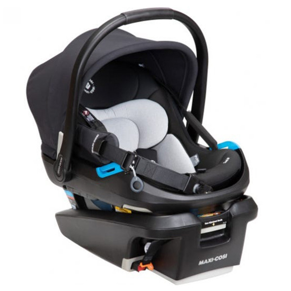 Maxi-Cosi Coral XP Infant Car Seat in Essential Black