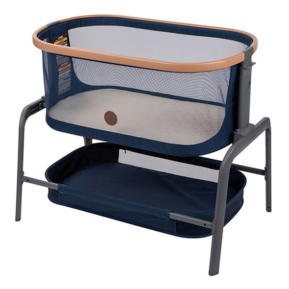 Maxi-Cosi Lora 2-in-1 Co-Sleeper in Essential Blue
