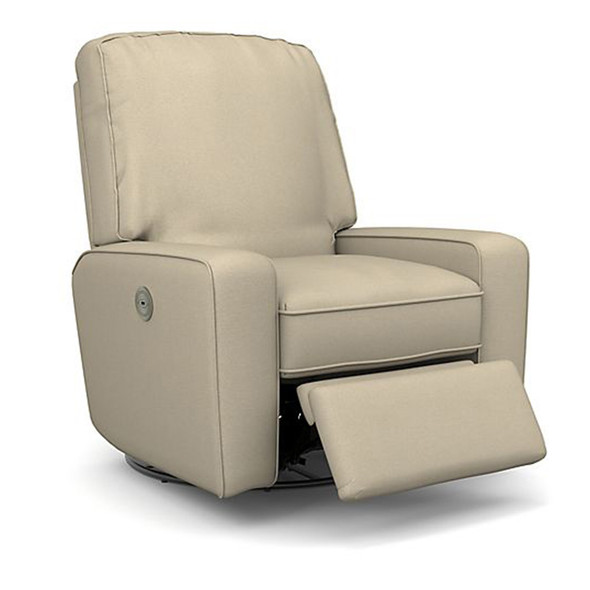 Best Chairs Bilana Power Glider in Taupe