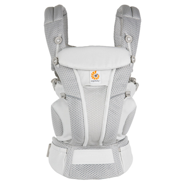Ergobaby Omni Breeze Baby Carriers - Pearl Grey