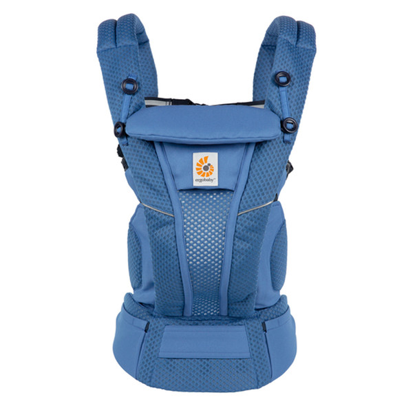 Ergobaby Omni Breeze Baby Carriers - Sapphire Blue