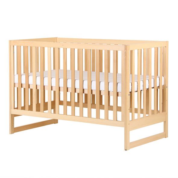 Dadada Austin 3-in-1 crib, natural