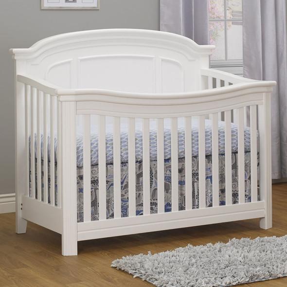 Sorelle Finley Elite Crib in White