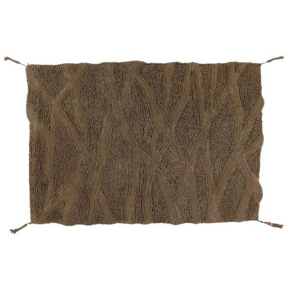 Lorena Canals Africa Woolable XL Washable Rug Enkang Acacia Wood
