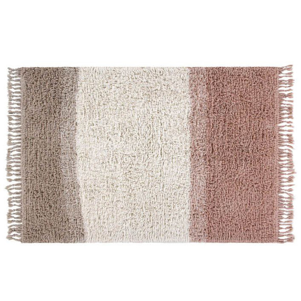 Lorena Canals XL Woolable Rug Free Your Soul Sounds of Summer
