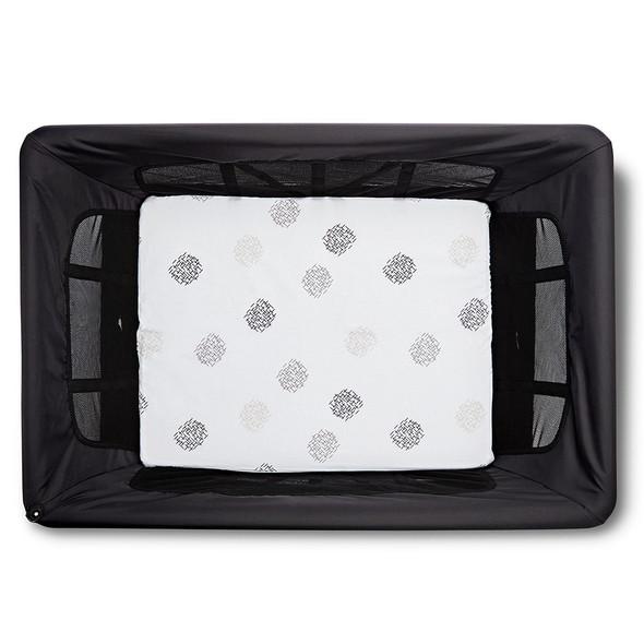 4Moms Breeze Cotton Playard Sheet   White