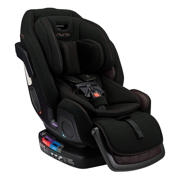 Nuna EXEC All in One Car Seat w/slip cover & 2nd insert in Riveted