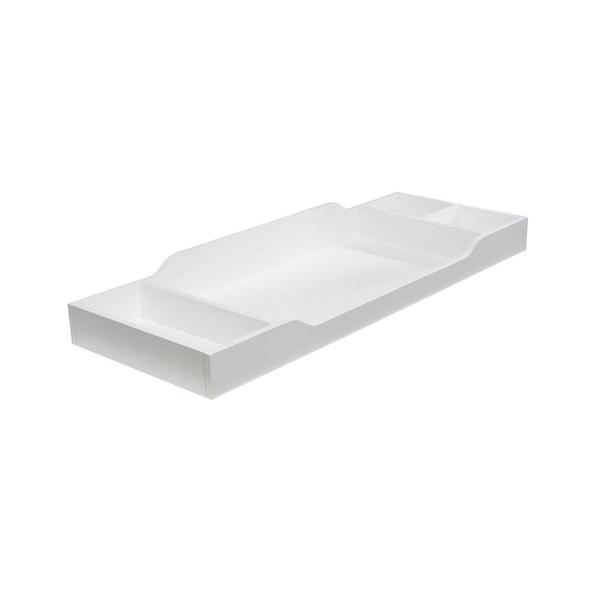 Sorelle Finley Elite Topper For Double Dresser in White