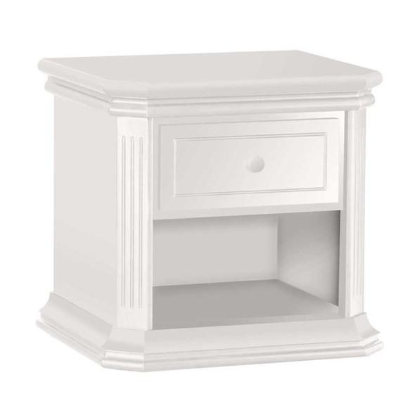Sorelle Vista Elite Supreme Nightstand in White