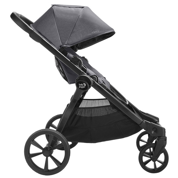 Baby Jogger City Select 2 Base in Radiant Slate