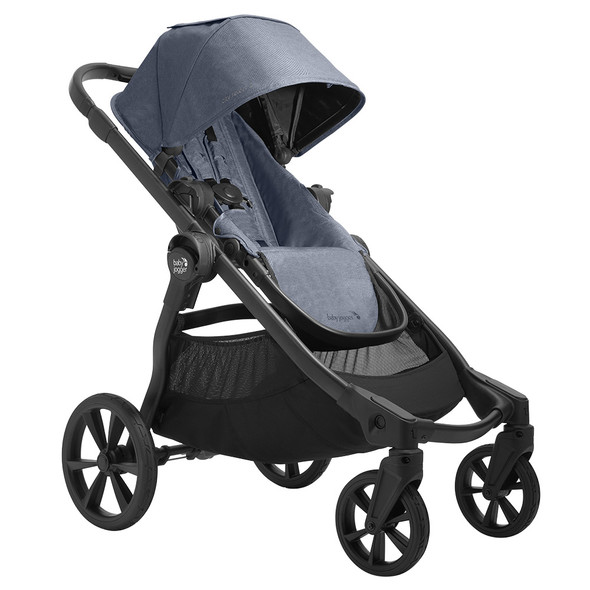 Baby Jogger City Select 2 Base in Peacoat Blue