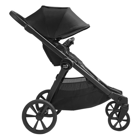Baby Jogger City Select 2 with Tencel in Lunar Black