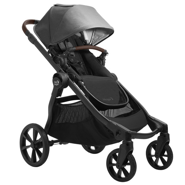 Baby Jogger City Select 2 with Tencel in Harbor Grey
