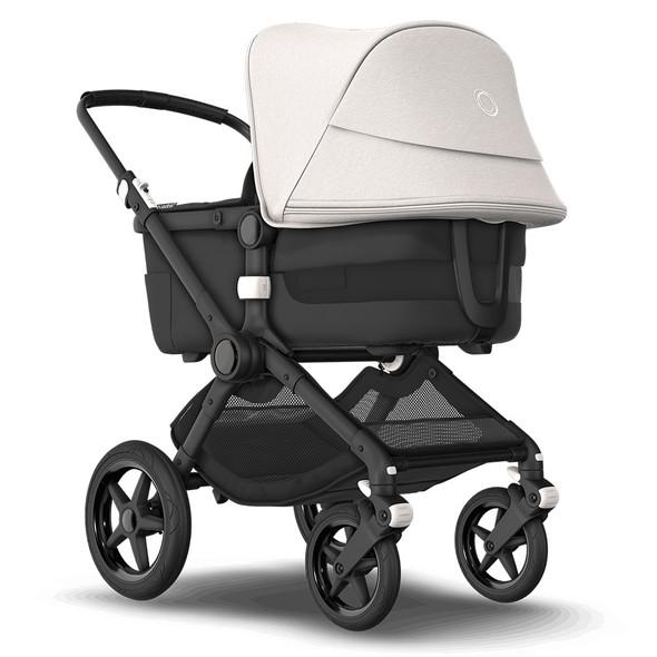 Bugaboo Fox3 Complete Stroller in Black/Midnight Black-Misty White
