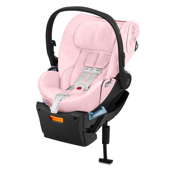 Cybex Cloud Q SensorSafe Car Seat - Simply Flowers -  Pale blush