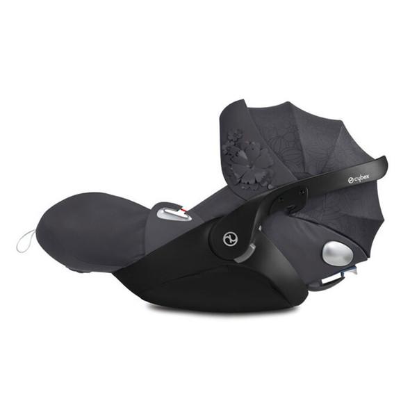 Cybex Cloud Q SensorSafe Car Seat - Simply Flowers -  Dream grey