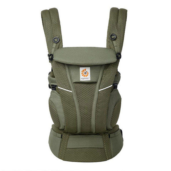 Ergobaby Omni Breeze Baby Carrier in Olive Green