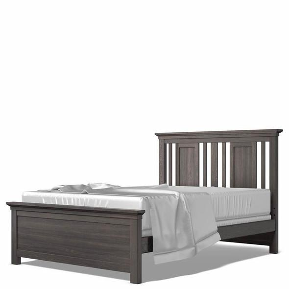 Romina Karisma Full Bed w/ Open Back