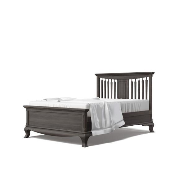 Romina Antonio Full Bed w/ Open Back
