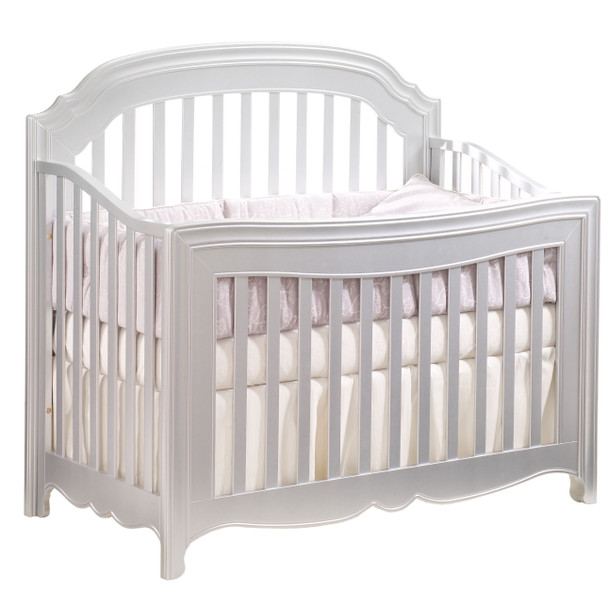 Natart Alexa 4-in-1 Convertible Crib without rails