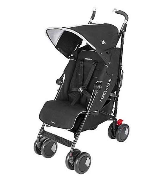 Maclaren Techno XT Stroller in Black