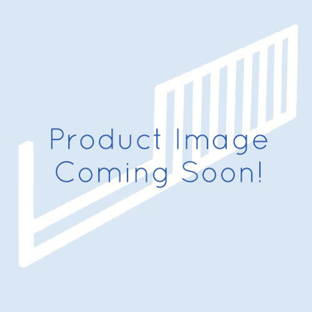 Romina Ventianni Collection Toddler Rail for 4501 crib in Washed White