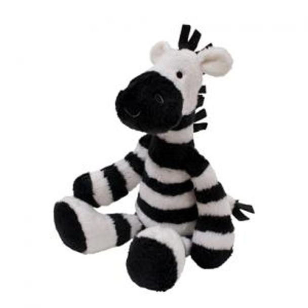 Lambs & Ivy Plush Zebra