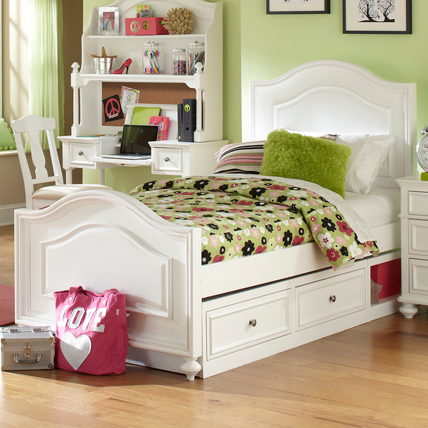 Legacy Classic Kids Madison Full Size Panel Bed