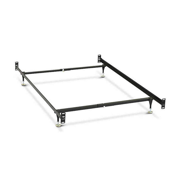 Fisher Price Headboard and Footboard Metal Bed Frame