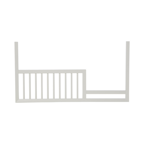 DwellStudio Mid Century Toddler Rail in French White