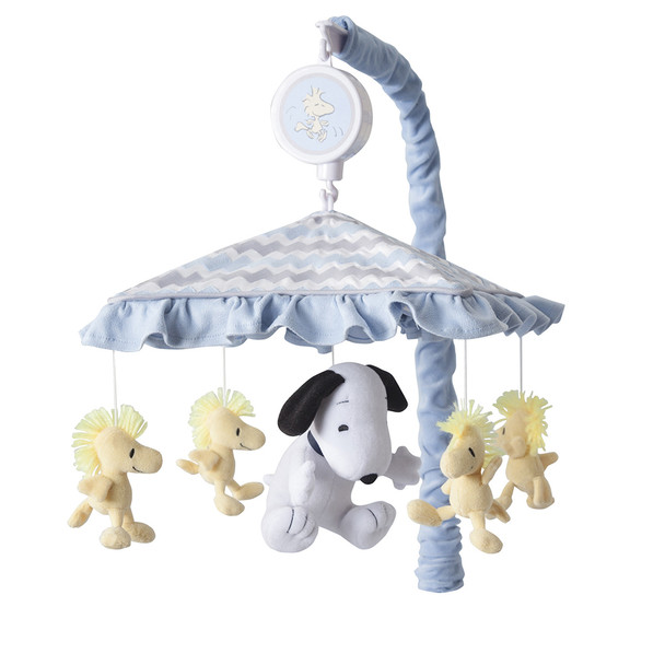 Lambs & Ivy My Little Snoopy Musical Mobile