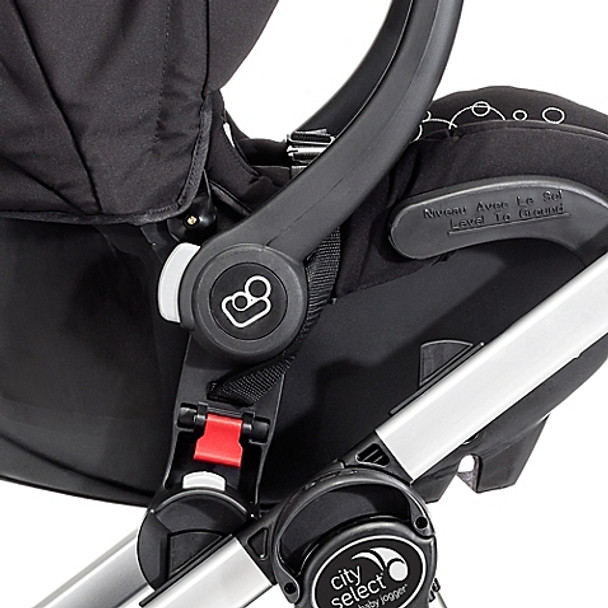 Baby Jogger Car Seat Adapter for Select/Versa-Multi Model-1