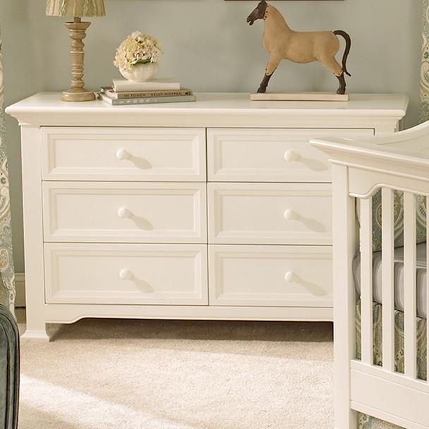 Centennial Medford Double Dresser in White