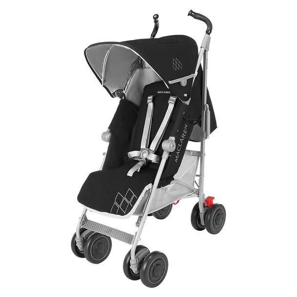 Maclaren Techno XT Stroller in Black/Silver