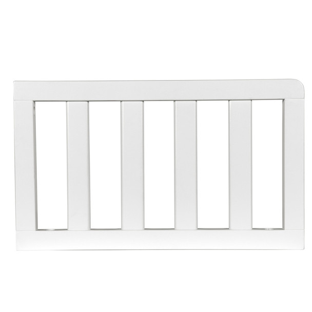 Serta Guardrail for Cribs in Bianca