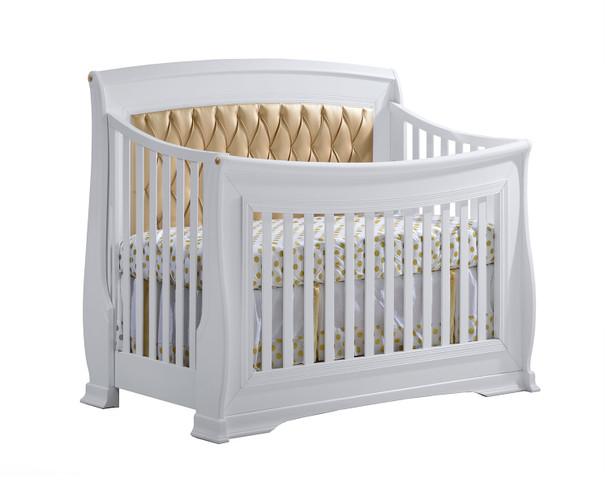 Natart Bella Gold Collection Convertible Crib